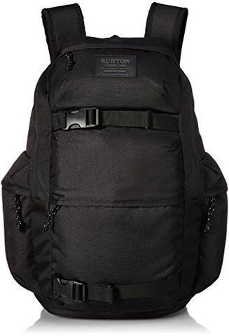 Burton Kilo Backpack, True Black, One Size