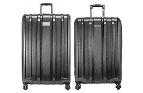 Ricardo Beverly Hills Yosemite 2 Piece Spinner Luggage Set | 25 And 29 Grey