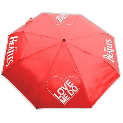 The Beatles - Love Me Do: Red Umbrella