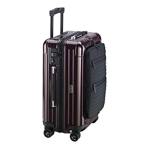 RIMOWA Lufthansa Bolero Collection suitcase Cabin Trolley 37L Amethyst