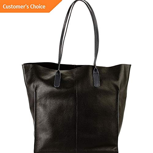 Sandover Hadaki Market Tote 2 Colors Leather Handbag NEW | Model LGGG - 6805 |