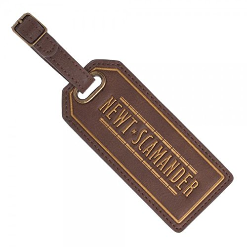 Fantastic Beasts and Where to Find Them Newt Luggage Tag