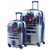 American Tourister Star Wars 2 Piece Set 21 & 28 Hardside Spinner (One Size, Star Wars R2-D2)