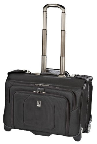 Travelpro Luggage Crew 9 Rolling Garment Carry-On Bag, Black, One Size