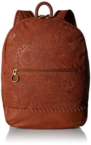 Sakroots Arcadia Piper Backpack, tobacco