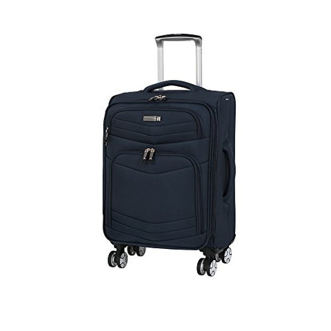 "it luggage Intrepid 22"" 8 Wheel Spinner, Dress Blues"
