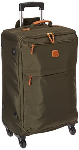 "Bric's 25"" Spinner, Olive"