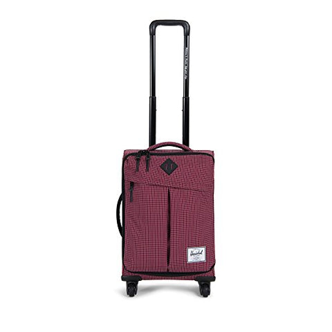 Herschel Highland Softside Luggage, Windsor Wine Grid