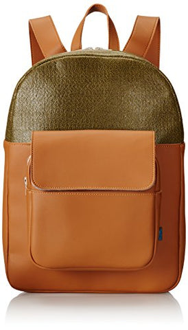 M.R.K.T. Frank Backpack-1, Olive Green