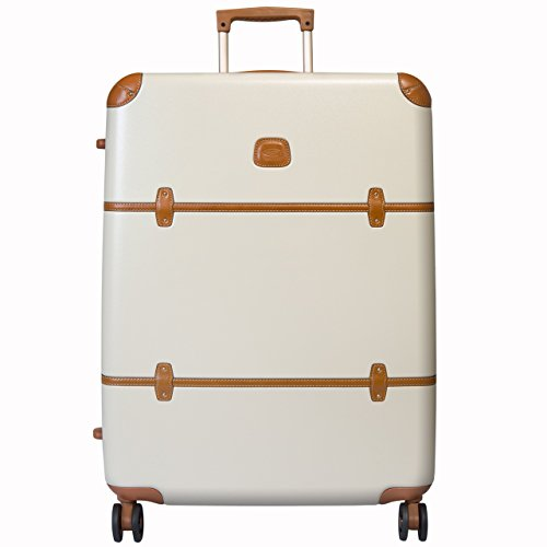 Bric'S Luggage Bbg08305 Bellagio Ultra-Light 32 Inch Spinner Trunk, Cream, One Size