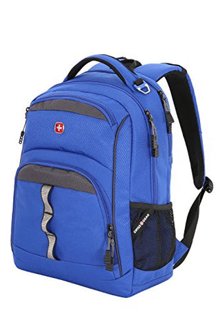 Swissgear Stockton Blue 19 Inch Backpack, Blue/Grey, One Size