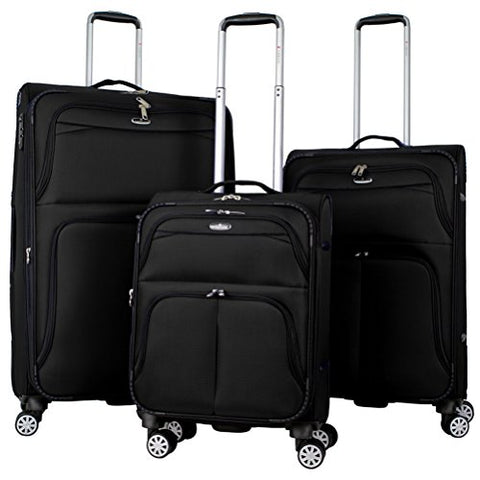 Gabbiano Tahiti 3 Piece Set Black