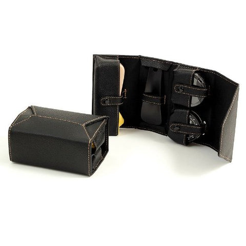 5-pc. Leather Shoe Shine Kit