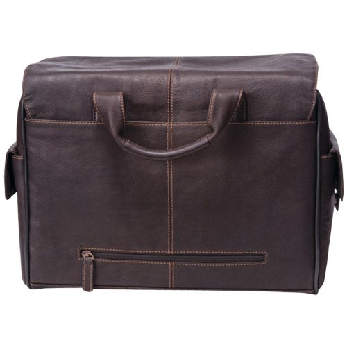 Jack by Jill-e Designs, Leather Camera Messenger Bag, Brown (144744)