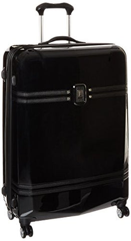 Travelpro Crew 10 29 Inch Hardside Spinner, Black, One Size