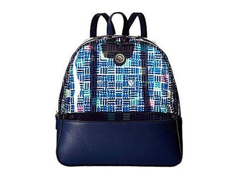 Anne Klein Women's Backpack Navy One Size