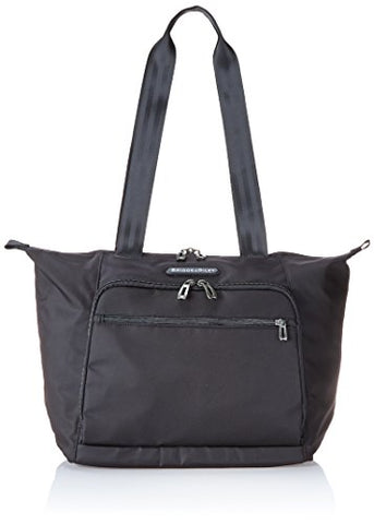 Briggs & Riley Shopping Tote, Black, One Size