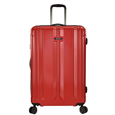 "Traveler'S Choice La Serena 30"" Spinner Luggage, Red"