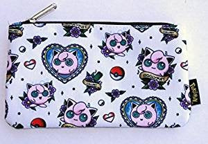 Loungefly Jigglypuff Tattoo Flash AOP Pencil Case