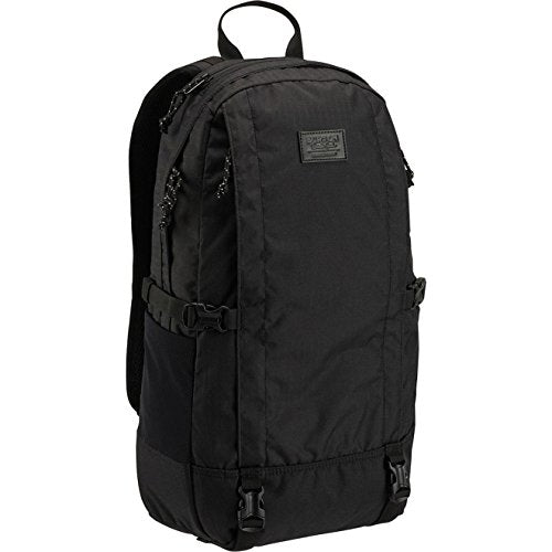 Burton Sleyton Backpack Rucksack, Triple Black Ripstop Laptop School Bag
