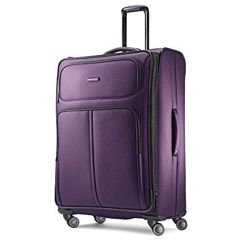 Samsonite Checked-Large, Purple
