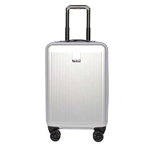 "Revo Luna 22"" Carry-On Luggage 19106-22 (Silver)"