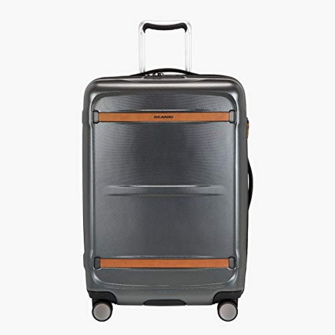 "Ricardo Montecito 25"" Hardside Spinner Luggage Gray"