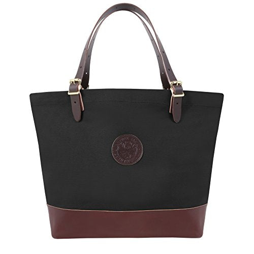 Duluth Pack Market Deluxe Tote (Black)