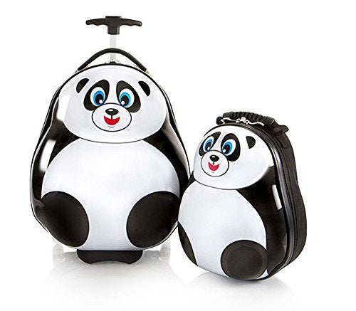 Heys America Unisex Travel Tots Kids Luggage And Backpack Panda Backpack