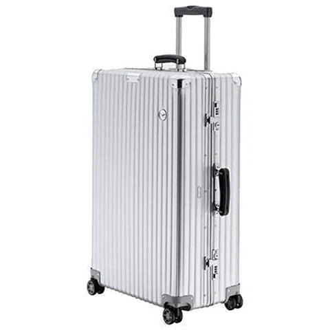 RIMOWA Lufthansa Classic Flight Collection Multiwheel 85L aluminium