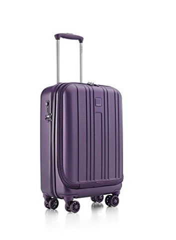 "Hedgren Boarding S 20"" Hardside Luggage, Purple Passion"