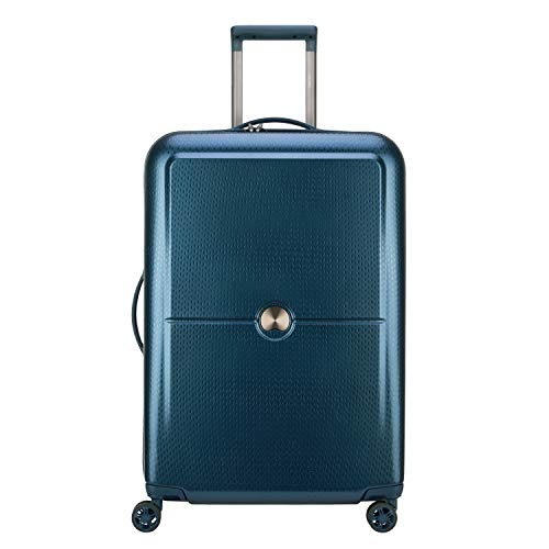 "Delsey Paris Turenne 25"" Exp. Spinner Upright (Night Blue)"