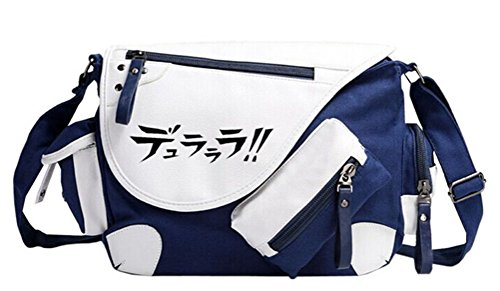 Yoyoshome Anime Durarara!! Cosplay Backpack Messenger Bag Shoulder Bag