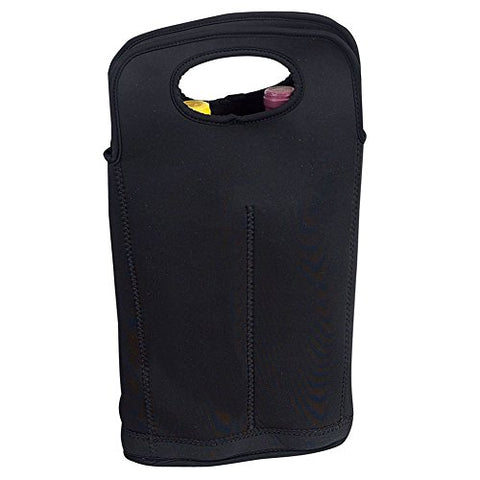 Goodhope Bags Wine Tote Size, Double