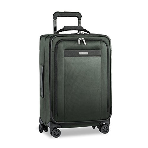 "Briggs & Riley Transcend Tall Carry-On Expandable 22"" Spinner, Rainforest"