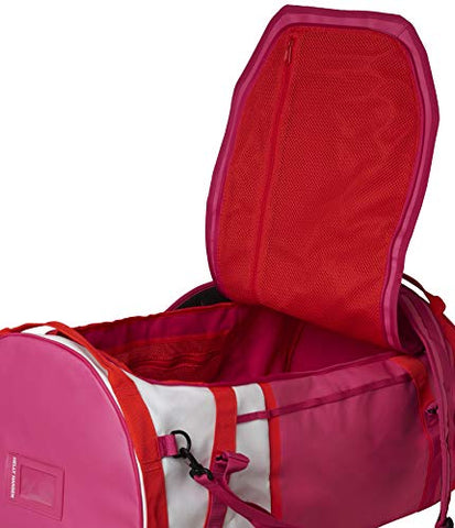 Helly Hansen Hh Duffel Bag 2 Travel Duffle, 60 Cm, 70 Liters, Red (Goji Berry)