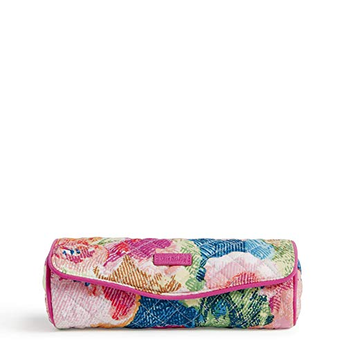 Vera Bradley Iconic On a Roll Case, Signature Cotton, Superbloom
