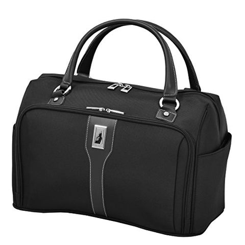 "London Fog Knightsbridge 17"" Cabin Bag, Black"
