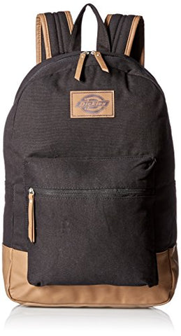 Dickies The Hudson Backpack, Black, One Size