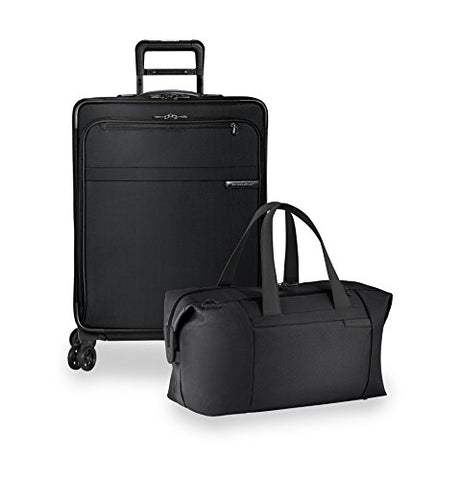 Briggs & Riley Refined Expeditions, Black