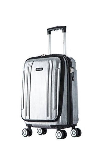 Inusa Southworld Lightweight Hardside Spinner 19 Inch Carry-On