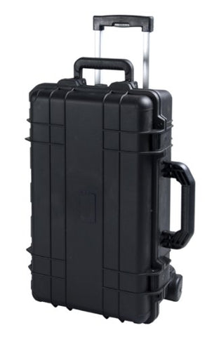 T.Z. Case International Cb022 B 22 X 14 X 7-Inch Molded Utility Case With Wheels, Black