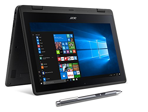 "Acer Sp111-31N-C4Ug Spin 1, 11.6"" Full Hd Touch, 2 In 1 Laptop, Celeron N3350, 4Gb Ddr3L, 32Gb"