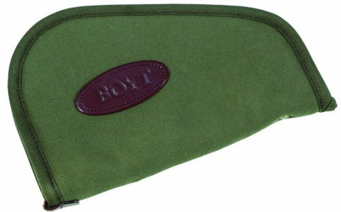 Boyt Harness Heart Shaped Handgun Case (Od Green, 10-Inch)