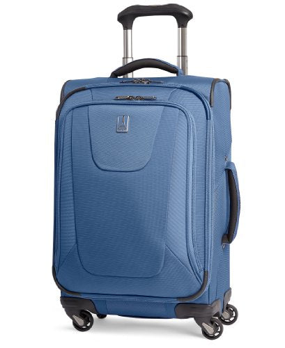 Travelpro Luggage Maxlite3 21 Inch Expandable Spinner, Blue, One Size