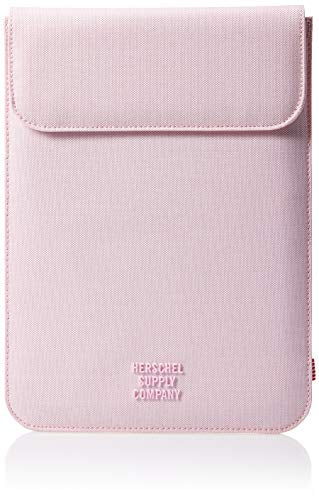 Herschel Supply Co. Men's Spokane Sleeve for iPad Air, Pink Lady Crosshatch, One Size