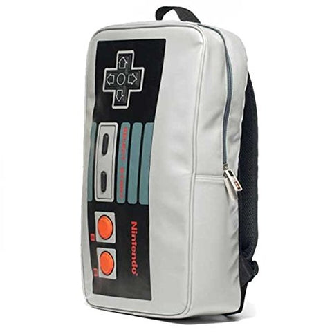 Nintendo Controller Large Gray Backpack