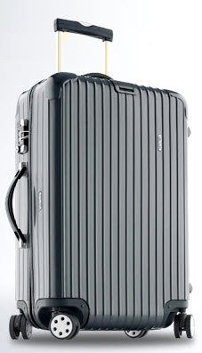 "Rimowa Salsa Deluxe 26"" Multiwheel Glossy Black 87063"