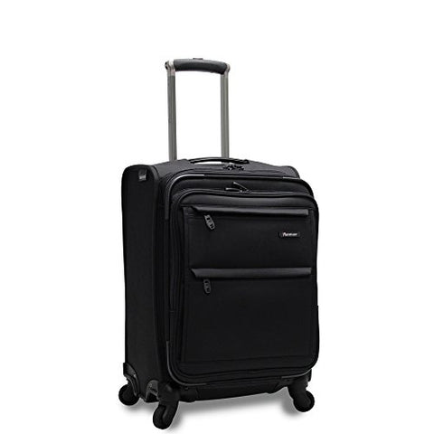 Pathfinder Revolution Plus 20 Inch International Expandable Carry-On, Black, One Size