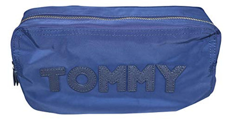 Tommy Hilfiger Women's Tommy Nylon Large Pouch Tommy Navy One Size